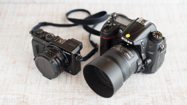 デジタル一眼レフカメラの画像
