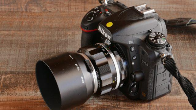 フォクトレンダーノクトン58mmF1.4