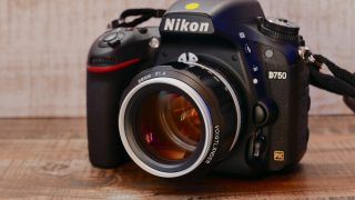 NOKTON 58mm F1.4 SL IISとD750