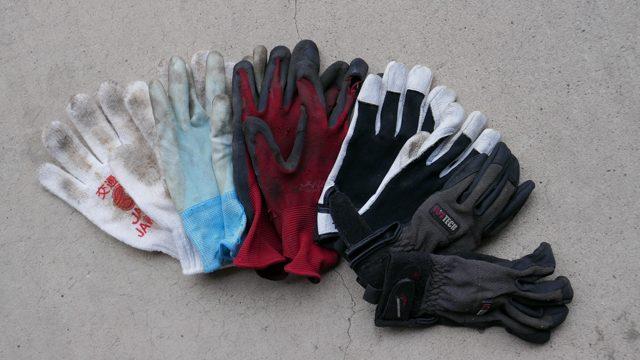 DIYにおすすめな手袋