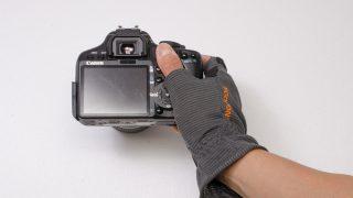 スコーロンの手袋の写真