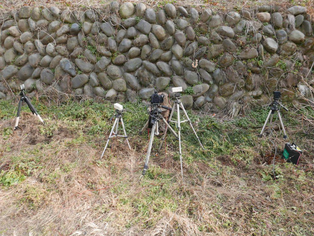 自動撮影装置用カメラ