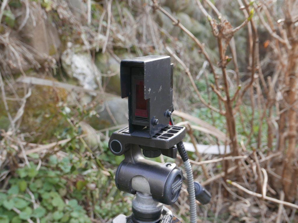 自動撮影用センサー