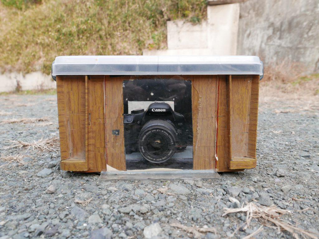 自動撮影用カメラケース