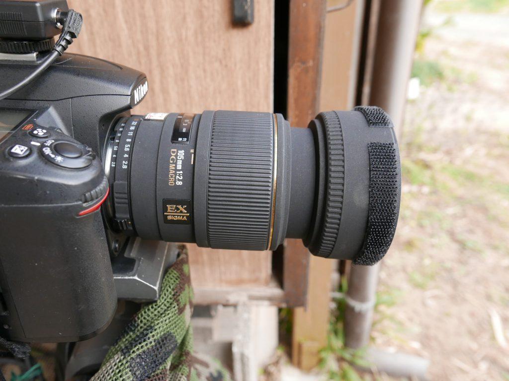 自動撮影用レンズ